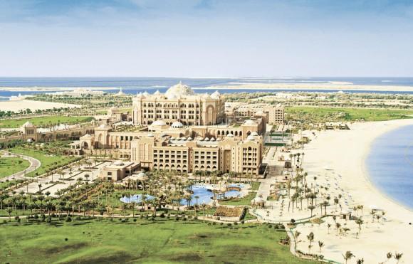 Hotel Emirates Palace Abu Dhabi, Abu Dhabi