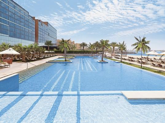 Hotel Fairmont Bab Al Bahr,