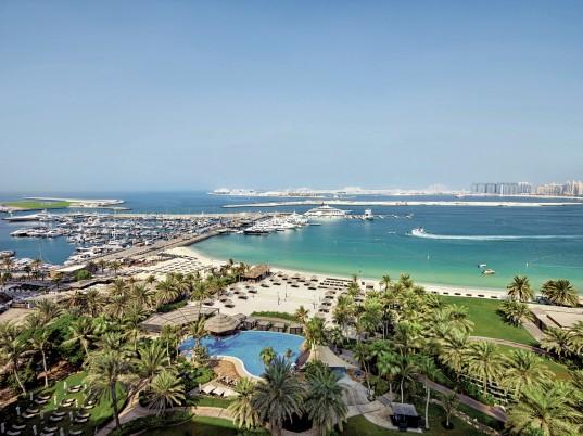 Hotel Le Meridien Mina Seyahi Beach Resort,