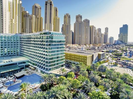 Hilton Dubai Jumeirah Beach Resort