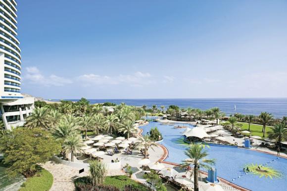 Hotel Le Meridien Al Aqah Beach Resort,
