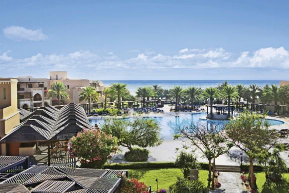 Hotel Iberotel Miramar Al Aqah Beach Resort, Dubai