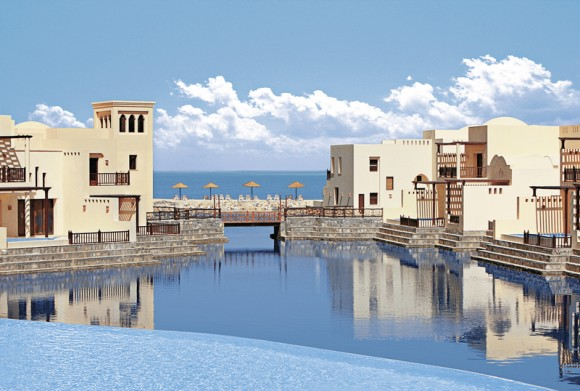 Hotel The Cove Rotana Resort,