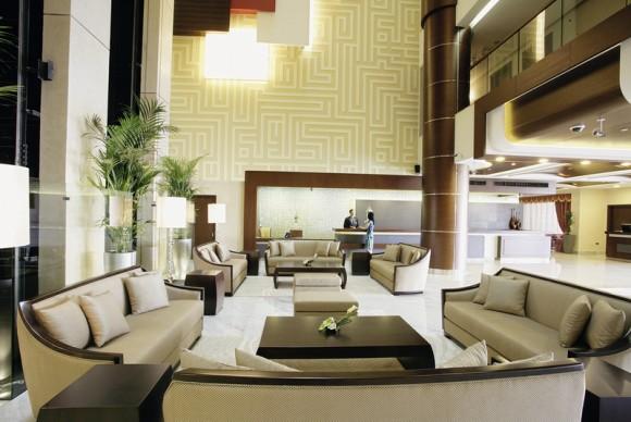 Auris Plaza Hotel Al Barsha