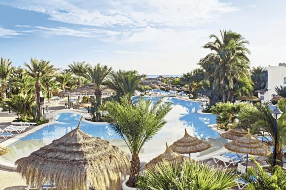 Hotel Club Fiesta Beach, Djerba