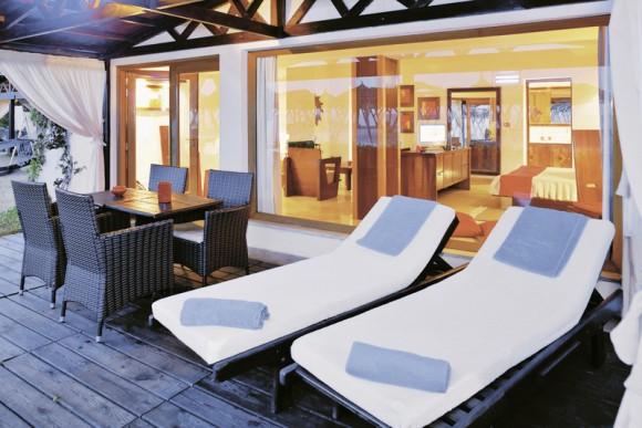 Les Orangers Beach Resort