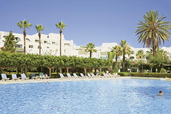 Hotel Hasdrubal Thalassa & Spa