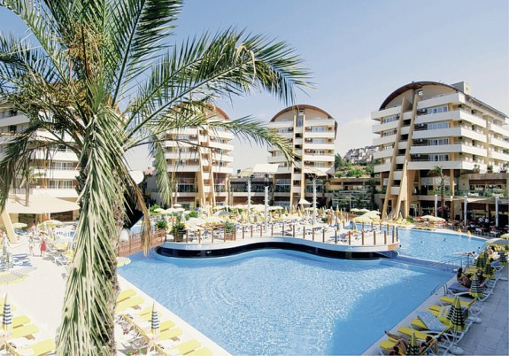 Hotel COOEE Alaiye Resort & Spa, Südtürkei