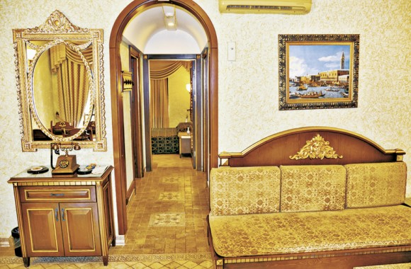 Yetkin Hotel & Appartements