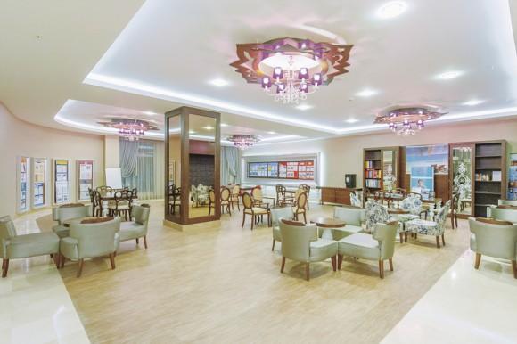 Kirman Hotels Arycanda Deluxe