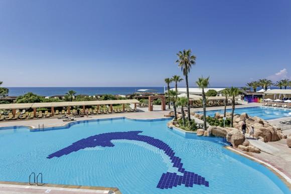 Hotel Club Calimera Pine Beach, Südtürkei