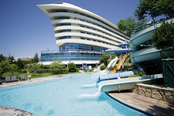 Concorde De Luxe Resort