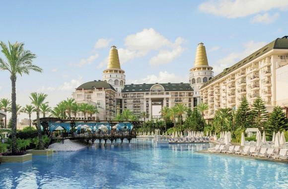 Hotel Delphin Diva, Südtürkei