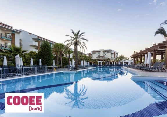 Hotel COOEE Belek Beach Resort, Südtürkei
