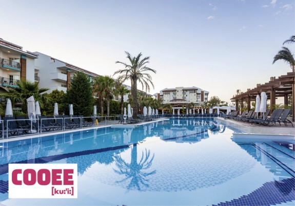 COOEE Belek Beach Resort