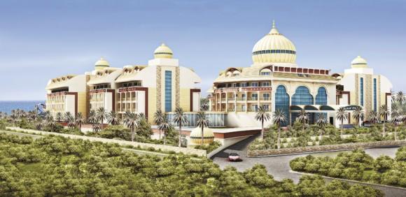 Kirman Hotels Belazur Resort & Spa