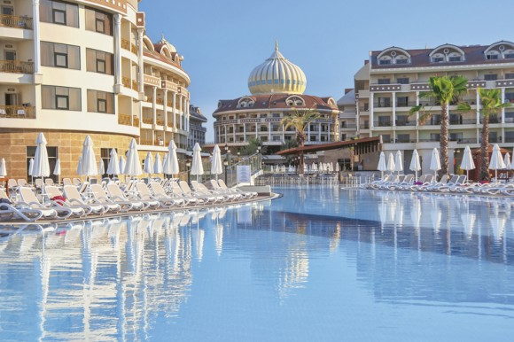 Kirman Hotels Belazur Resort & Spa