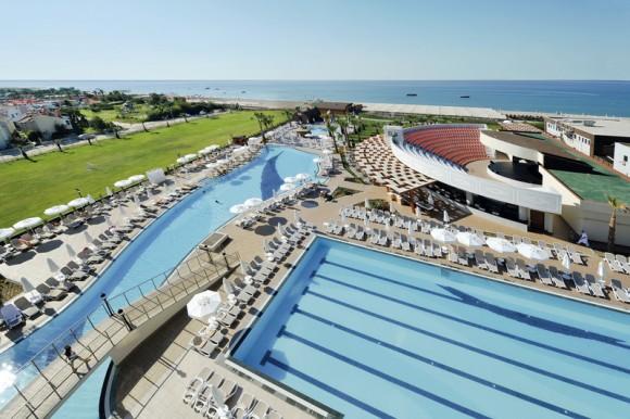 Hotel Kirman Hotels Belazur Resort & Spa, Südtürkei