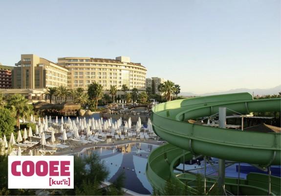 Hotel COOEE Fame Residence Lara & Spa, Südtürkei