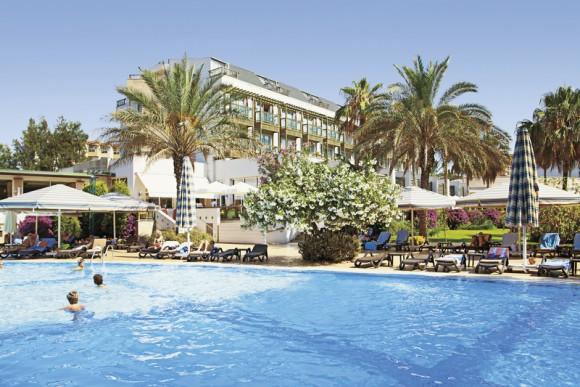 Hotel Oleander Beach Resort, Südtürkei