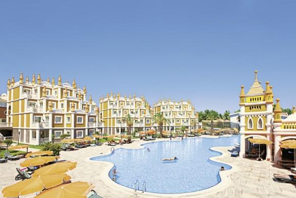 lti Kamelya Selin Hotel