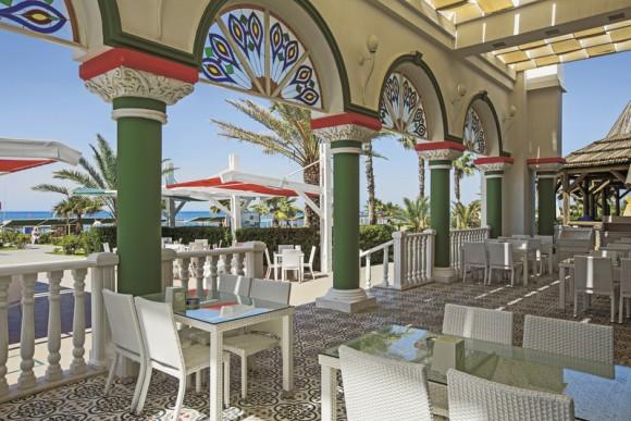 Hotel lti Selin,