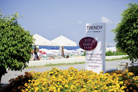 Trendy Hotels Side Beach