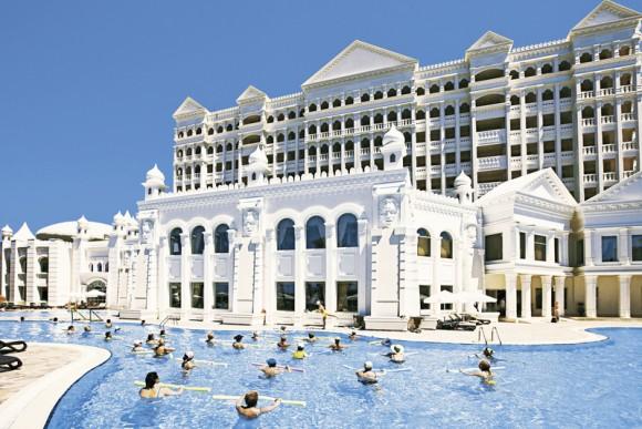 Hotel Kamelya Fulya Hotel, Südtürkei