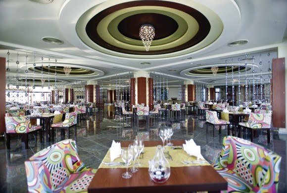 The Kumul De Luxe Resort & Spa