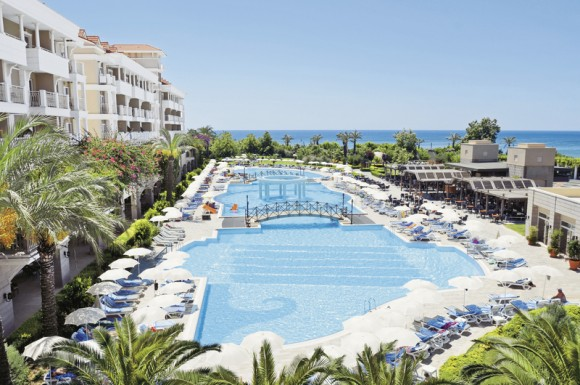 Hotel Trendy Hotels Aspendos Beach, Südtürkei
