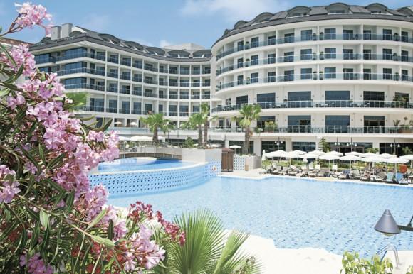 Hotel Commodore Elite Suites & Spa, Südtürkei