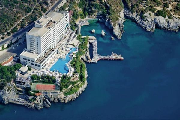 Korumar Hotel De Luxe Hotelbeschreibung