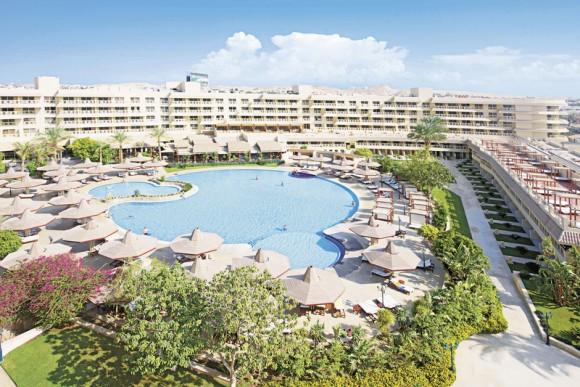 Hotel Sindbad Club Aqua Hotel & Spa Resort, Hurghada