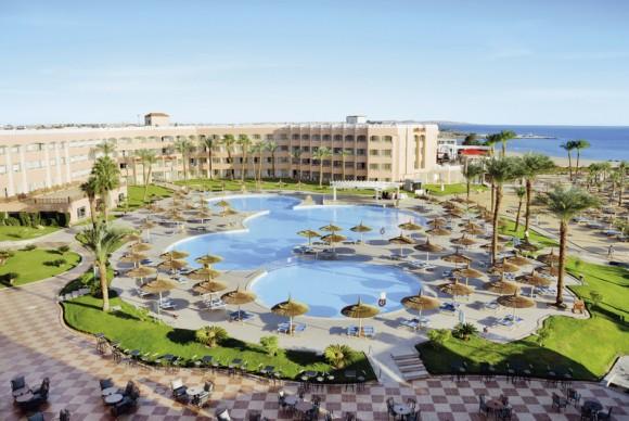 Hotel Hotel COOEE Beach Albatros, Hurghada