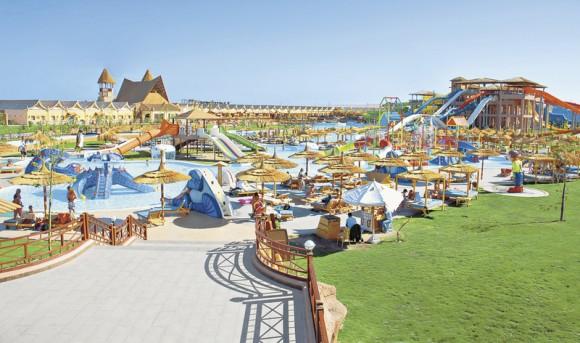 Hotel Hotel Jungle Aqua Park, Hurghada