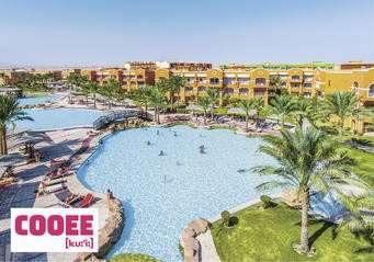 Hotel COOEE Caribbean World Soma Bay, Hurghada