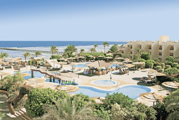 Hotel Flamenco Beach & Resort, Marsa Alam