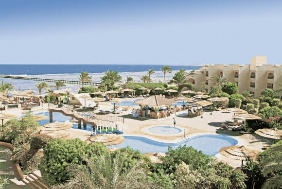 Hotel Flamenco Beach & Resort, Marsa Alam