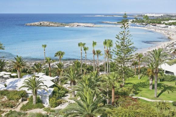 Hotel Nissi Beach Resort, Zypern