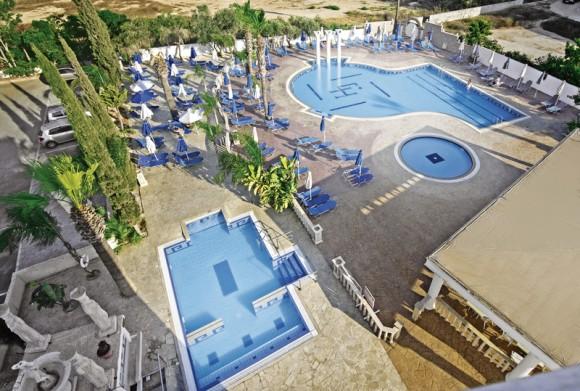 Hotel Chrystalla Beach,